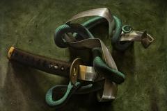 snake & sword